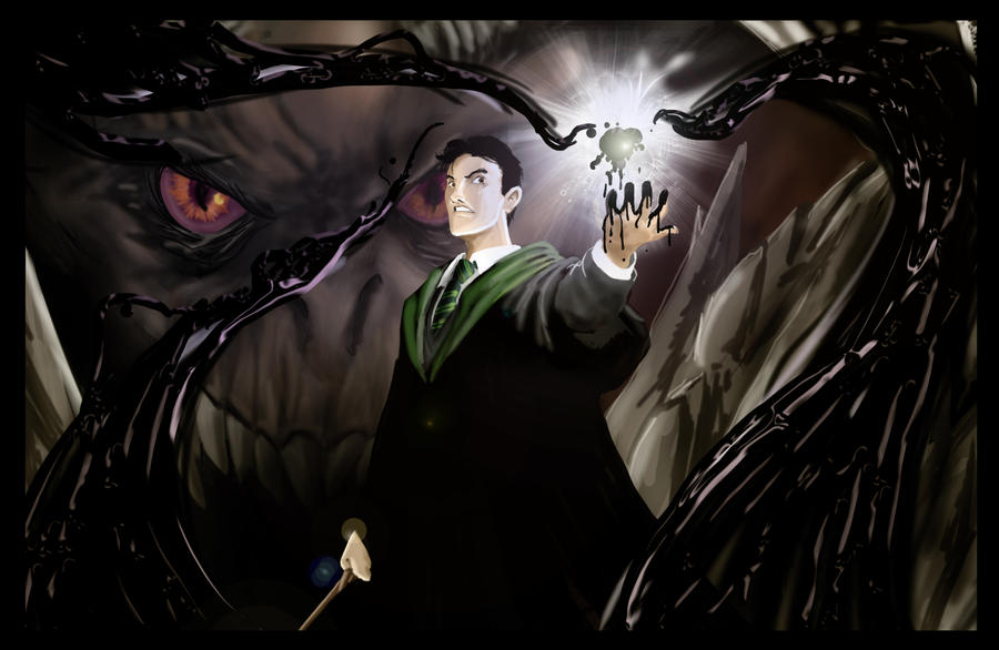 Hogwarts: The Fall of Timothy Macke by Entropist2009
