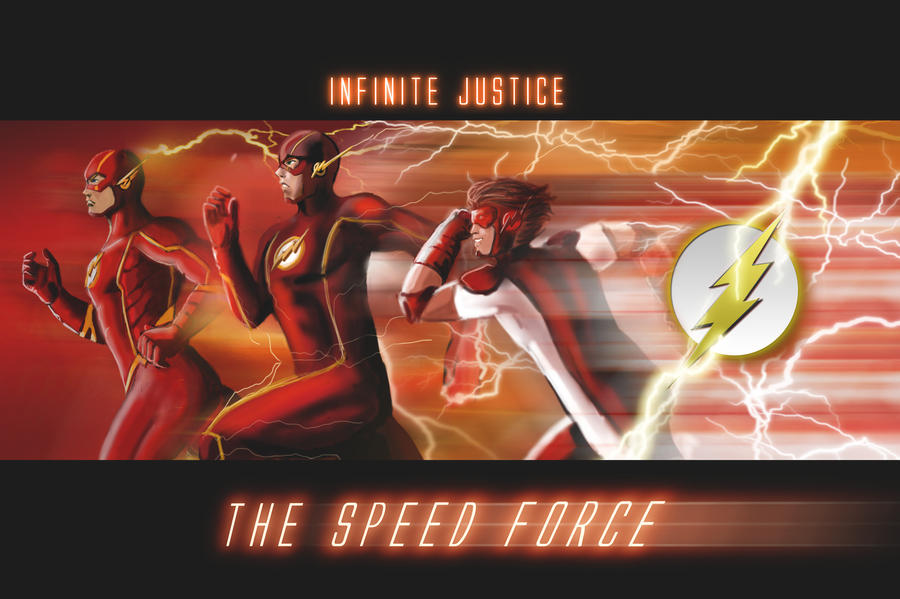 Infinite Justice: The Speed Force by Entropist2009