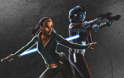 The Blade and the Spy: Celes Val and Mission Vao