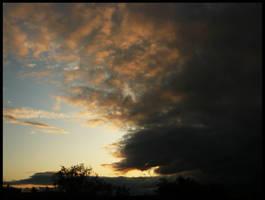 13. 10. sky in  F-M