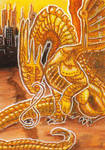 ACEO - End of a golden journey