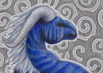 ACEO - winter is coming