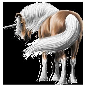 palomino unicorn by suncloud14 - photo #3