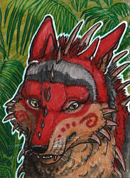 ACEO Redwall151 by MargotShareaza