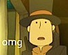 Professor Layton Free Icon by KHDaze3582