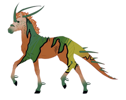 N7428 Padro Foal Design for YourClosetNinja by RebeccaM-Art