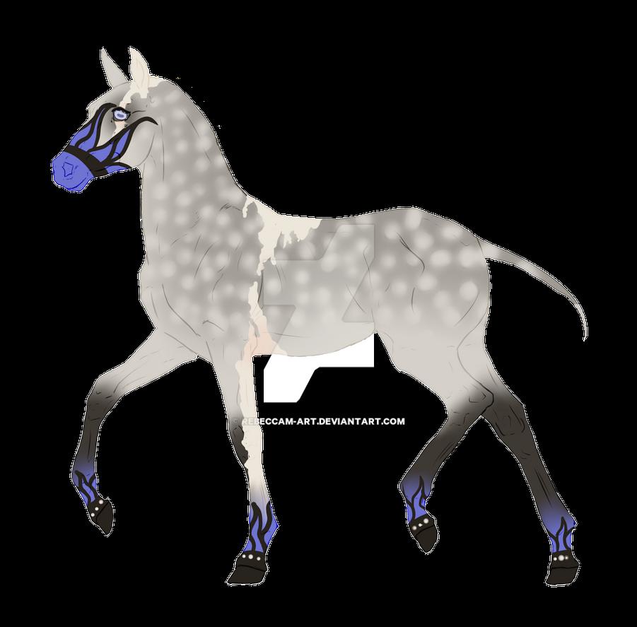 N7609 - Foal Design