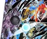 Attaques combinees VS Nagato by Leackim7891