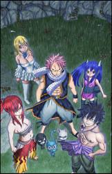 La troisieme generation de Fairy Tail by Leackim7891