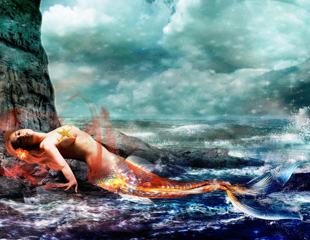 ~ Mermaid ~ by xBlondinchenx2009