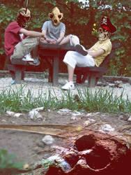Me and Skull Buddies