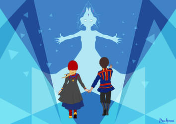 Tell a tale! project - The Snow Queen by ThisOneOfMarvels