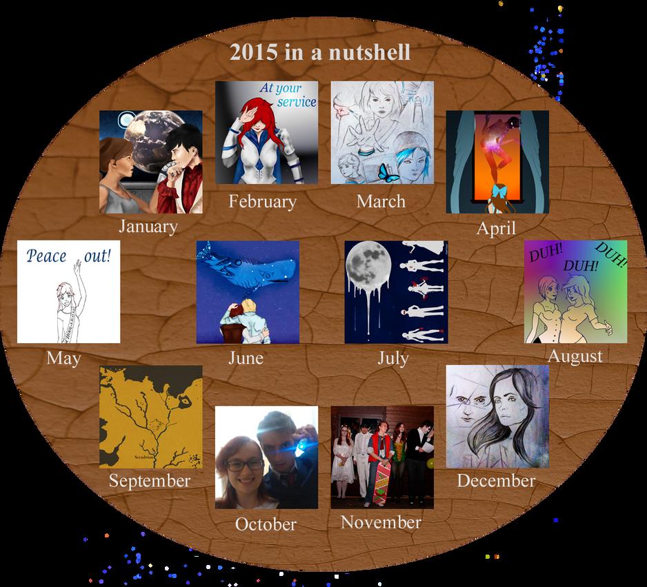 2015 in a nutshell