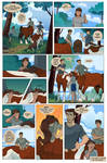 Comic - Page 3 - First Contact