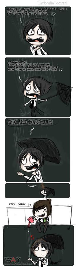 WAY040 - Umbrella cover