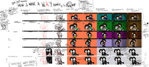 How I did a W.A.Y comic