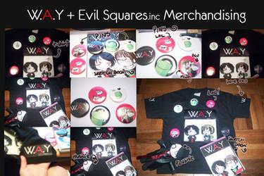 W.A.Y + ES Merchandising 001 by Denorii