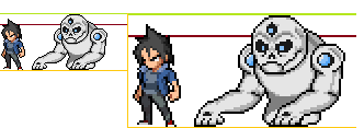 Custom sprite monster half body height ref by FrozenFlame2