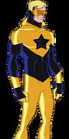 JLI Booster Gold