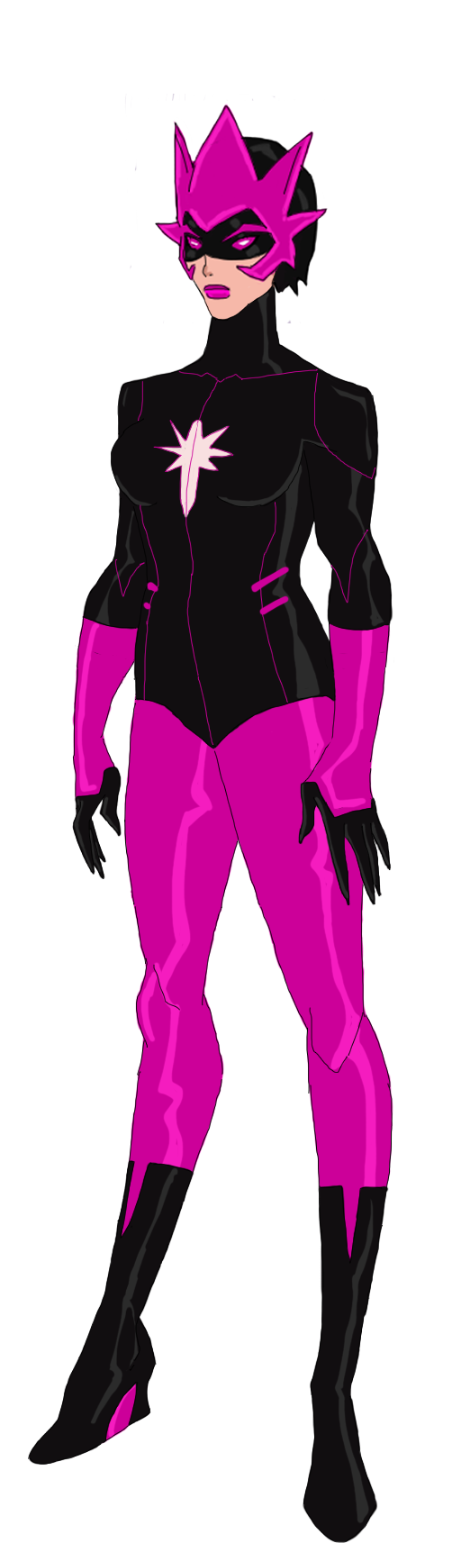 Injustice League Star Sapphire V.2 (FINAL) by jsenior on ...