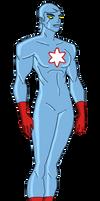 My Dc Reboot Captain Atom