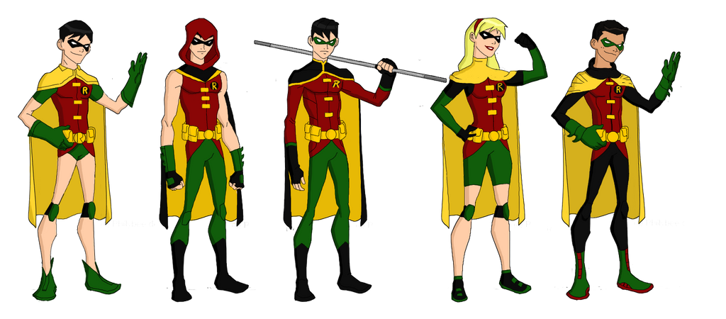 Robin designs by jsenior on deviantart robin designs by jsenior pronofoot35fo Choice Image