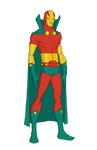 My Dc Reboot Mister Miracle