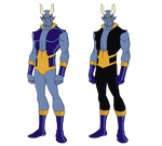My Dc Reboot Blue Devil