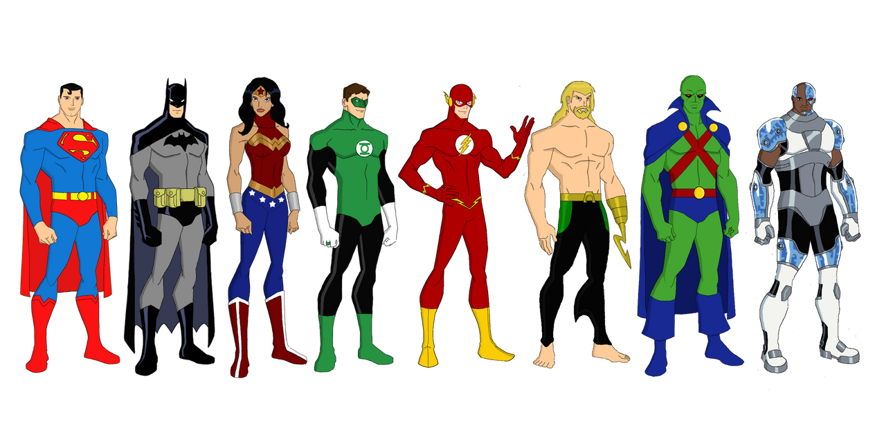 Justice League by jsenior