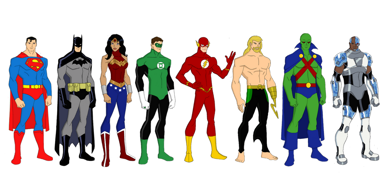 Justice League by jsenior