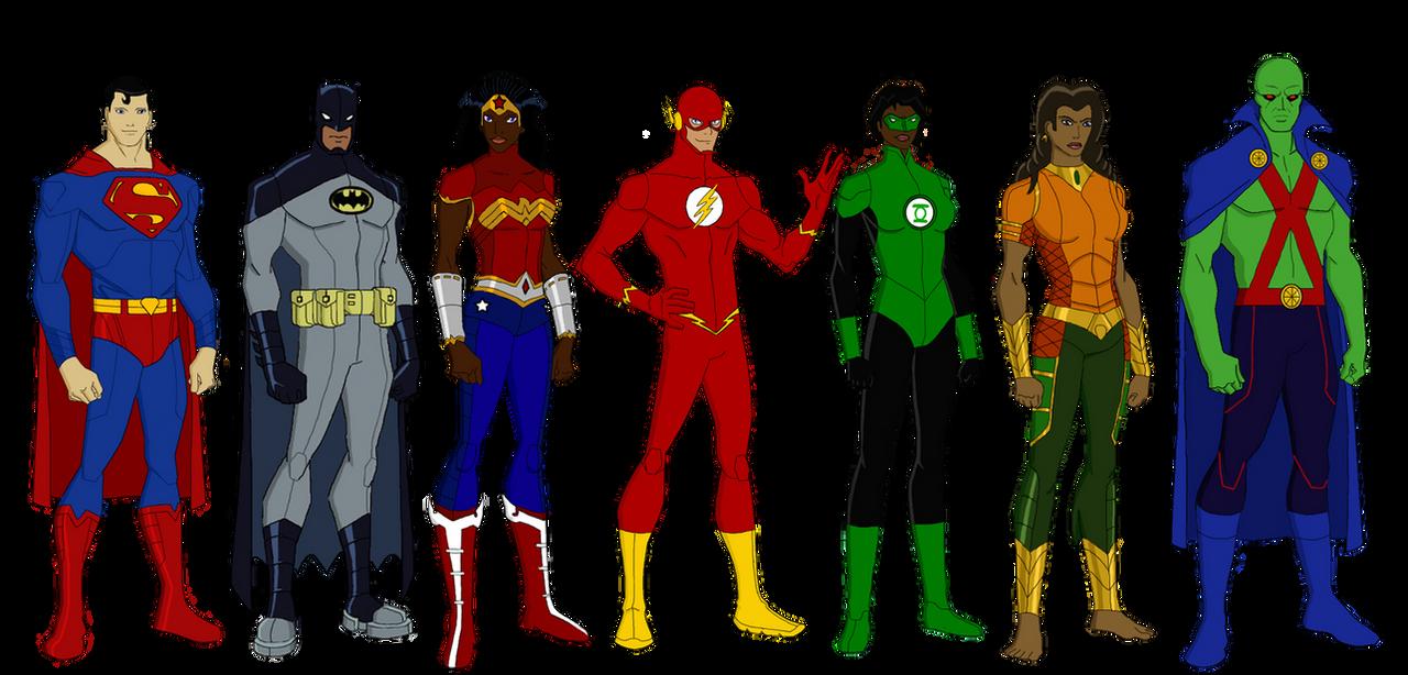 elseworlds justice league by jsenior on deviantart rh jsenior deviantart com
