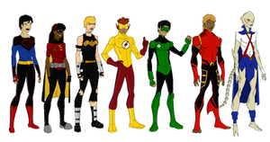 Elseworlds Young Justice