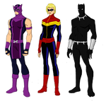 Avengers Redesigns 2