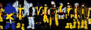X-Men Redesign