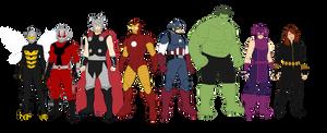 Avengers - 2019