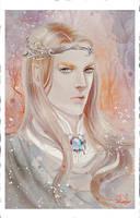 Finrod by LeoHatsuki
