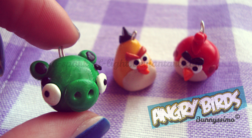 Angry birds by A-Spark-Of-Light