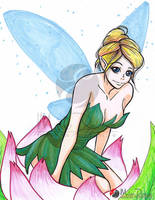 Tinkerbell by Milee-Design