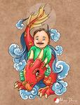 Isaac : tattoo commission