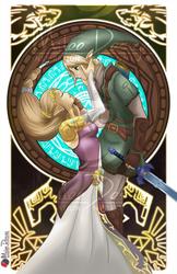 Legend of Zelda by ArtofMilee