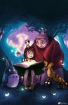 Ghibli Tribute by ArtofMilee