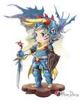 Final Fantasy : Warrior of Light