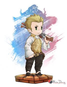 Final Fantasy XII : Balthier