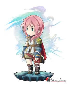 Final Fantasy XIII : Lightning