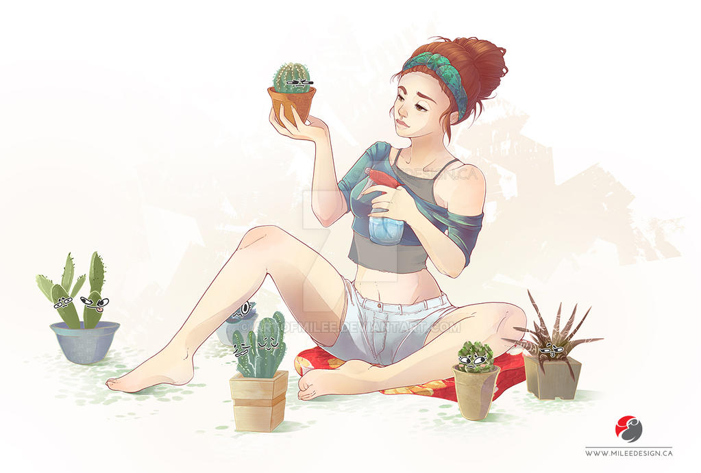 Gardening by Milee-Design