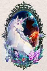 The Last Unicorn by Milee-Design