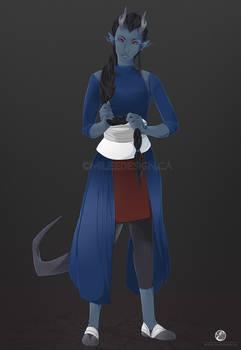 Dungeons and Dragons : Reivarah