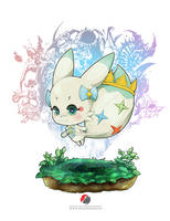 World of Final Fantasy: Tama by Milee-Design