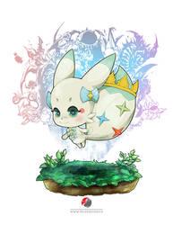 World of Final Fantasy: Tama by Milee-Design