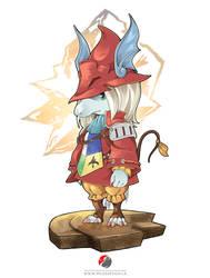 Final Fantasy IX: Freya by Milee-Design